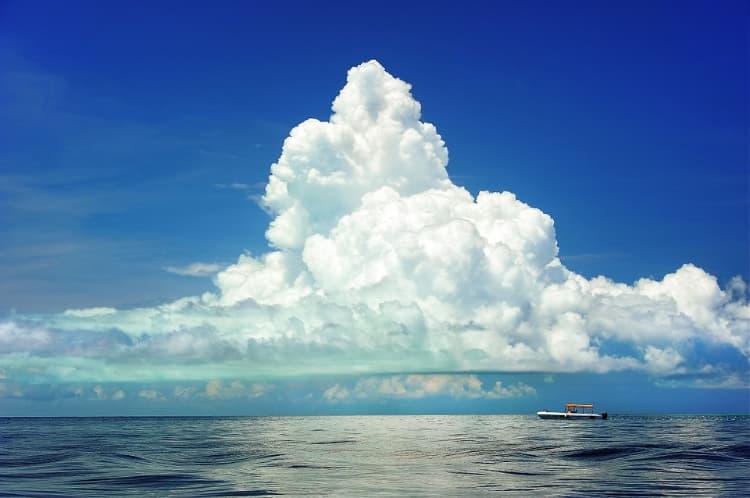 Créer des nuages pour contrer le réchauffement climatique